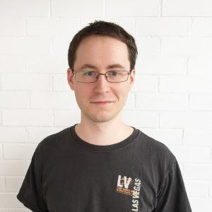 Simon, Magento Front-end Developer at LogicSpot